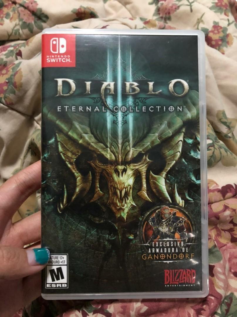 Nintendo Switch Diablo III
