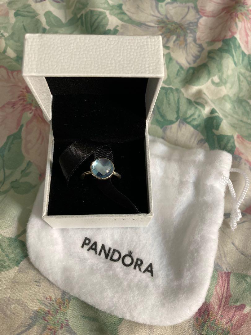 Pandora ring 6