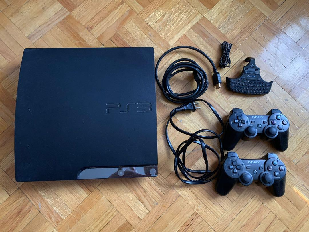 PS3 w/26 games