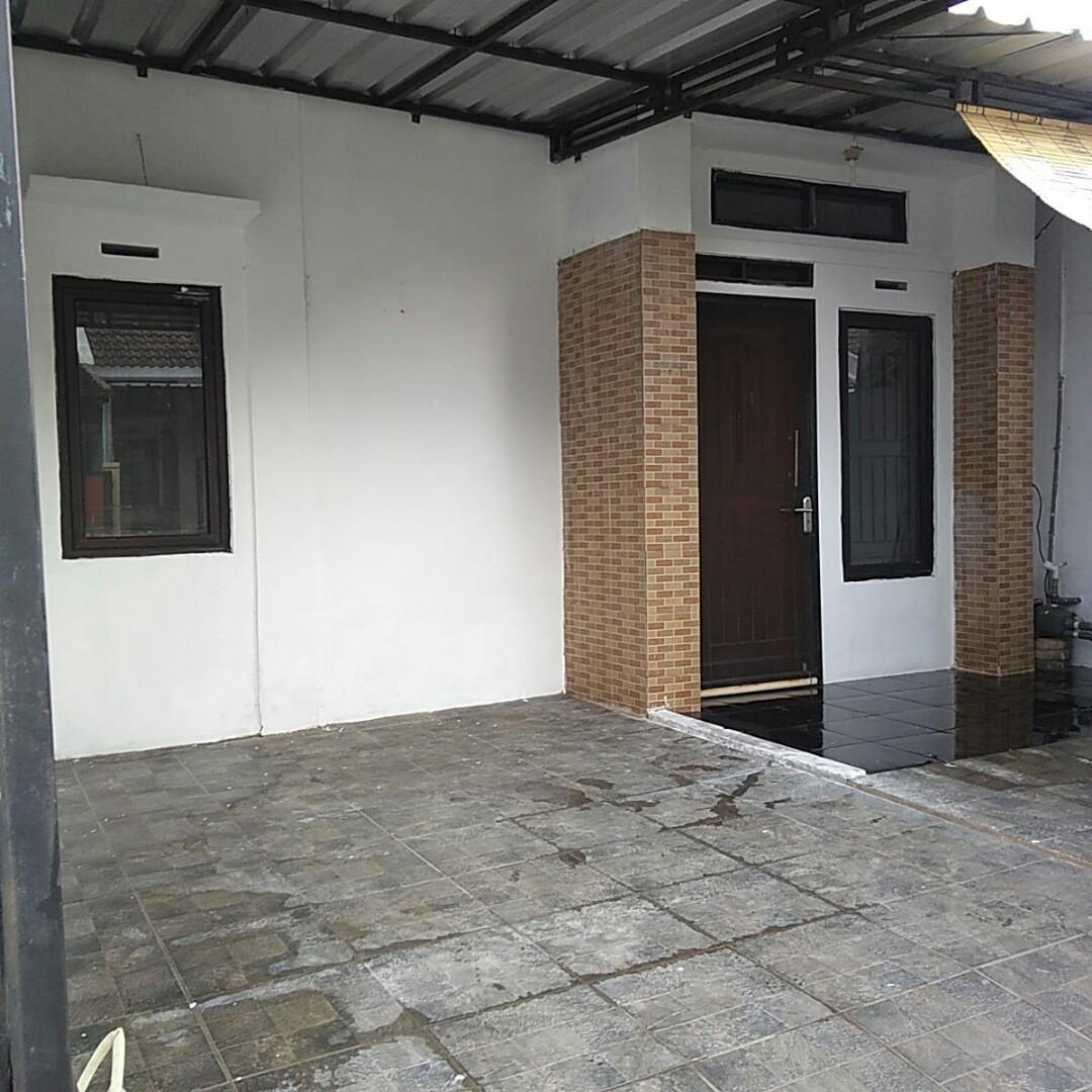 Rumah baru dalam perumahan di citayam depok