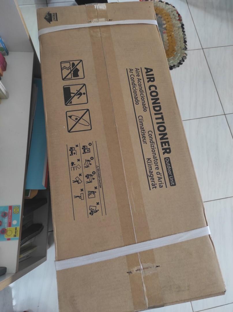 Samsung AC 1/2 PK New
