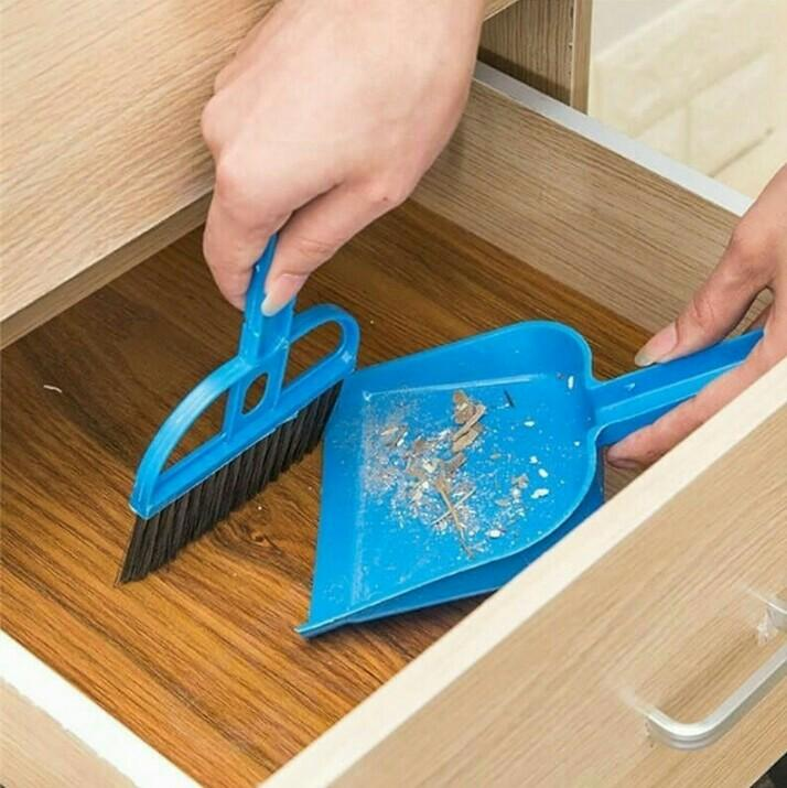 Sapu Pengki Set Mini (Mini Dustpan)