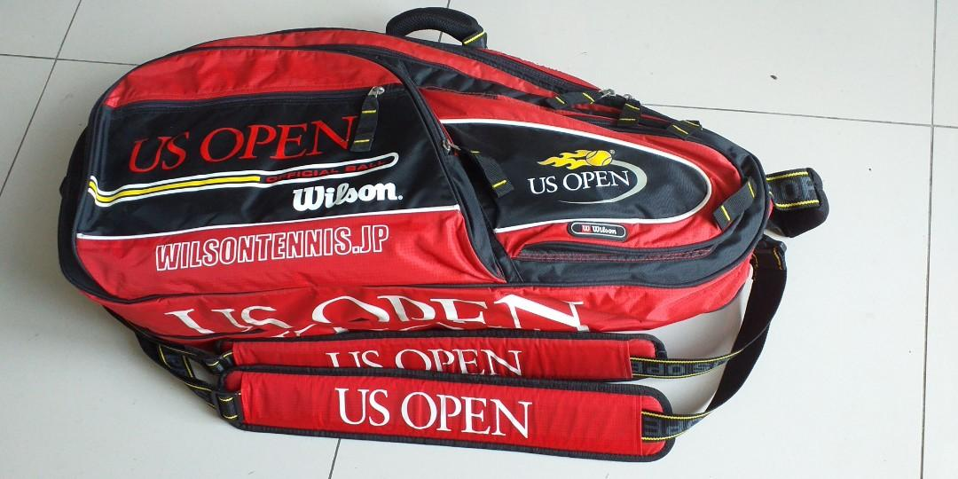 Wilson Us Brand Made In Japan Limited Edition Exclusive For Japanese Us Open Tennis Tournament National