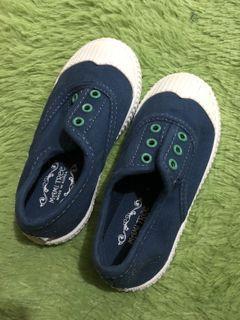 小小孩韓製帆布鞋(16cm)