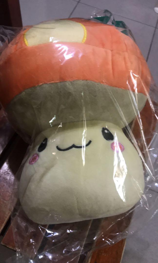 新✨-楓之谷菇菇寶貝玩偶-冰棒20週年