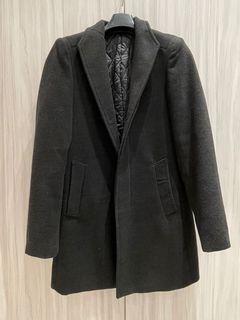 男生大衣外套