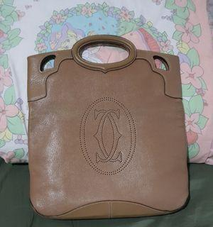 Authentic Cartier Handbag