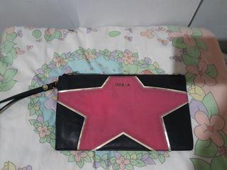 Authentic Furla Clutch bag/Wristlet