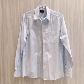 G2000襯衫 淺藍色襯衫