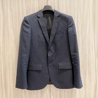 G2000 男生西裝外套 regular fit 46 丈藍色西裝