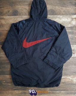 Jaket Nike big logo Size : XXL  PxL : 85x70 Harga : Dm