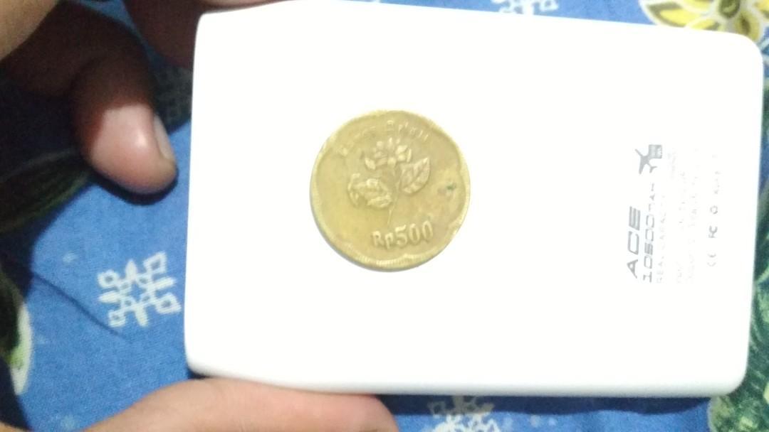 koin 500 tahun 1992