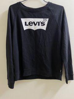 Levi's 薄款寬鬆女長袖