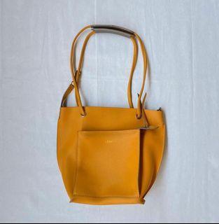 Loev Yellow Bag