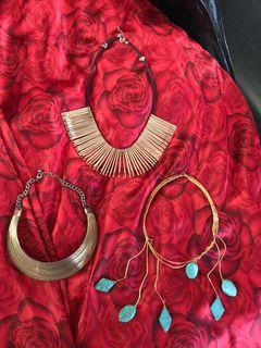 REPRICED!! Necklace bundle 2