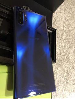 Samsung galaxy note 10+ 128gb unlocked