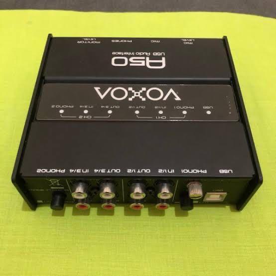 Soundcard Voxoa A50