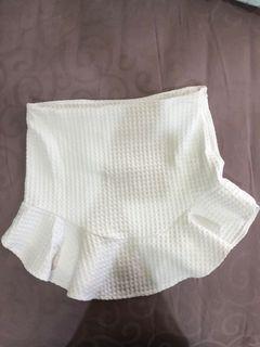 White Skirt / Rok Putih Zara