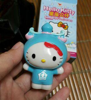 出清~2009年 7-11 Hello Kitty 34週年紀念 星座公仔【天秤座】~只有1隻