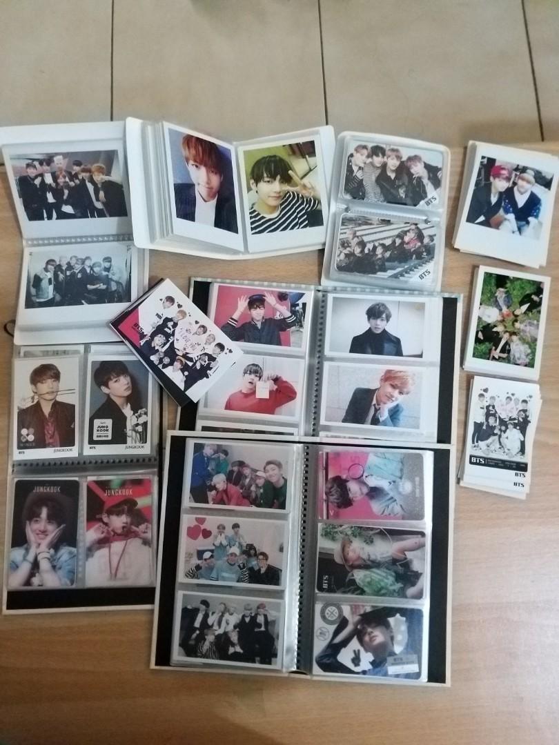 BTS 防彈少年團 團體&成員隨機 分享禮包