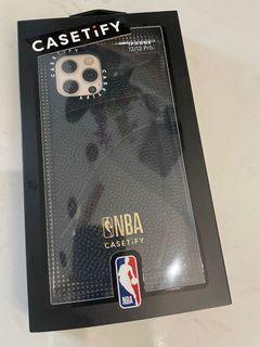 Casetify iphone 12 pro NBA Basketball phone case