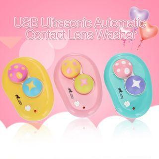 Contact Lens Washer Machine