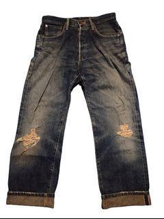 #Popular Edwin Selvedge Jeans