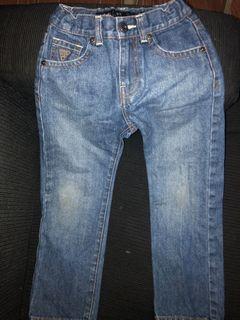 Guess kids pants