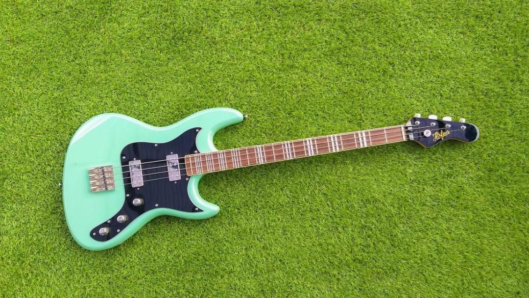 Hofner Galaxie Bass