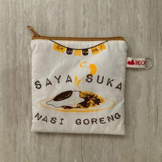 Indonesia Loh pouch