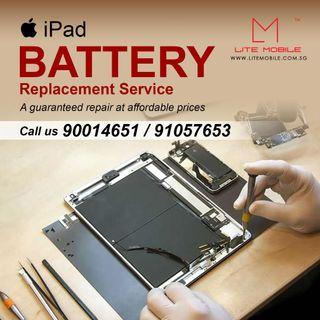 💯 cheapest battery IPad , IPhone Battery Replacement , Original , Express