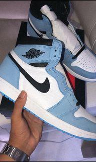 Jordan 1 University Blue