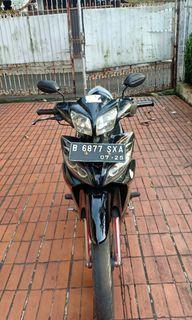 Jual Yamaha Jupiter z pajak hidup