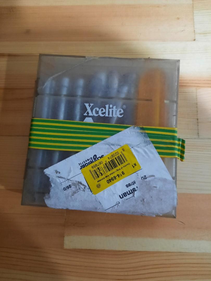 Key set merk Weller Xcelite