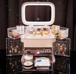 Makeup & accessories organizer