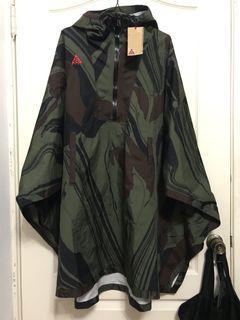 Nike ACG Mt. Fuji Poncho 斗篷 雨衣