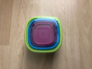 Plastic Container F&N