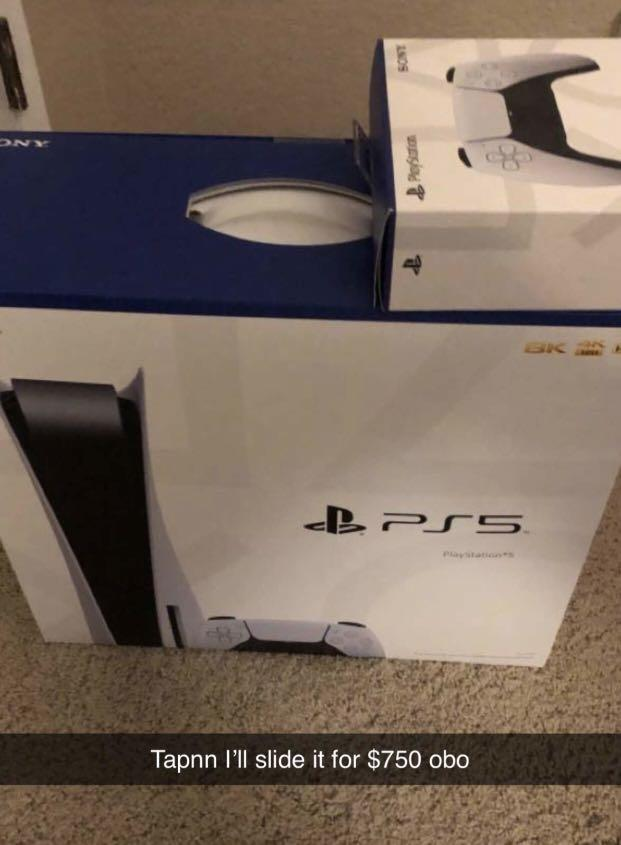 PlayStation 5 White Digital version
