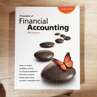 會計學(Principal of Financial Accounting)