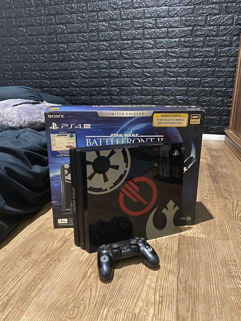 PS 4 Pro 1 TB (Star Wars Edition)