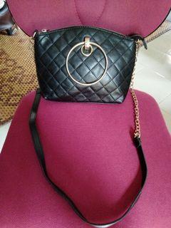 sling bag DUSTO black