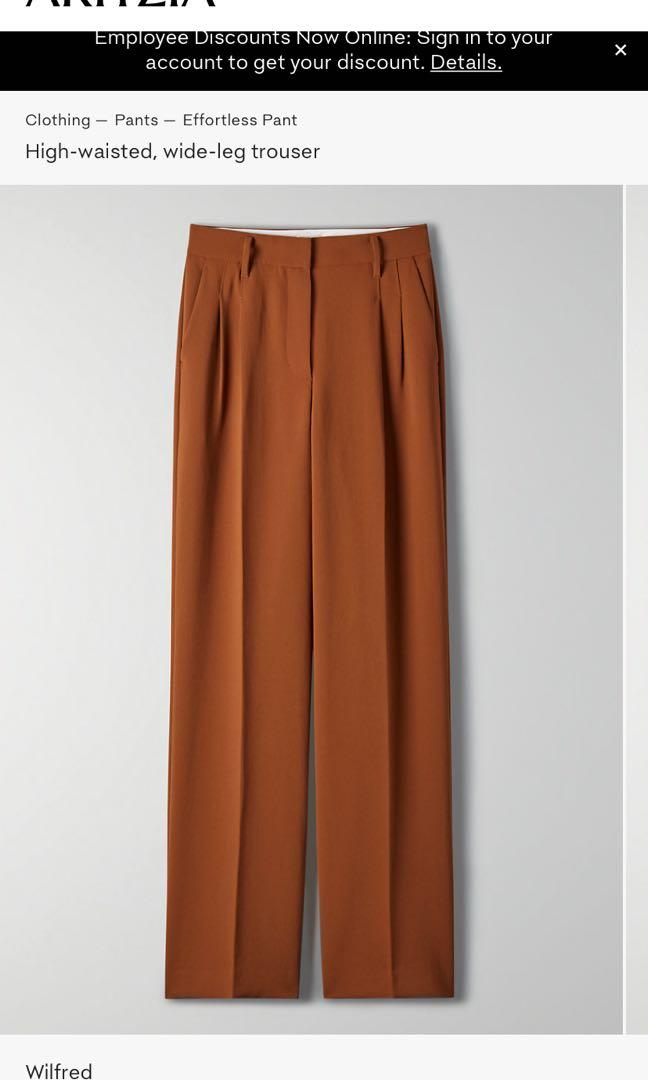 WILFRED TROPEZ PANTS