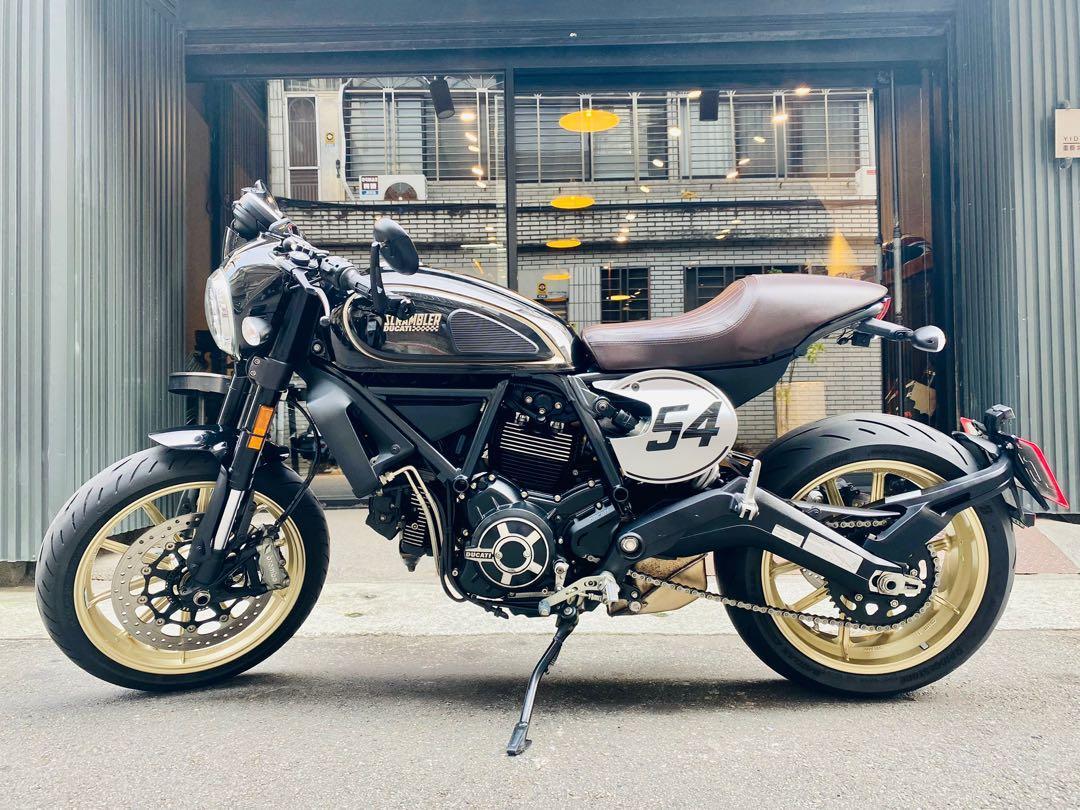 2017年 Ducati Scrambler Cafe Racer ABS 總代理 車況極優 可分期 免頭款 歡迎車換車 咖啡
