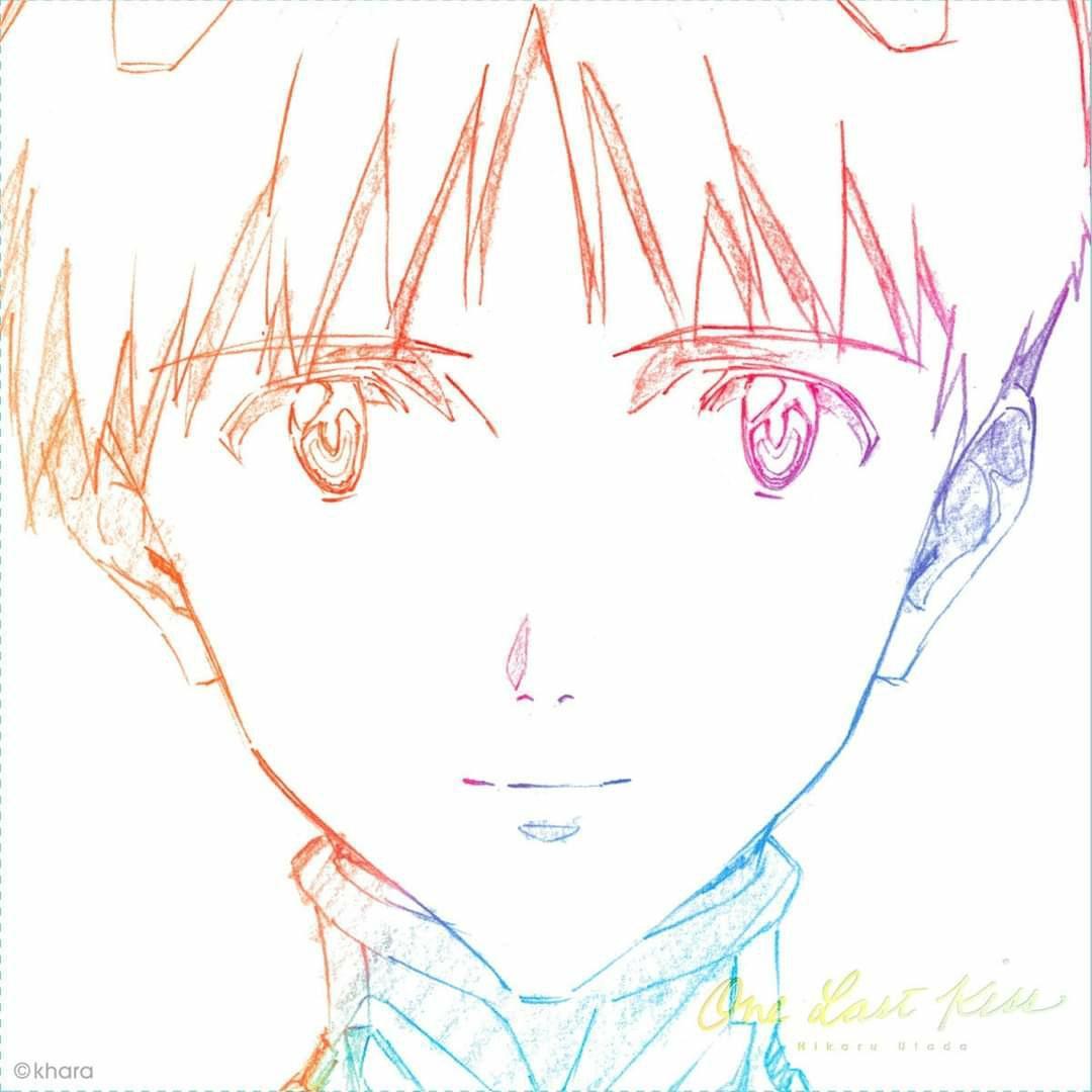 "宇多田光 Utada Hikaru ""One Last Kiss"""