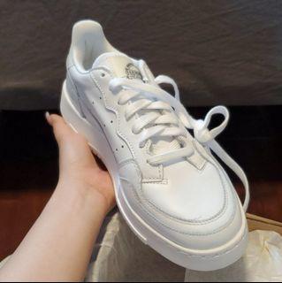 Adidas Supercourt White Sneakers