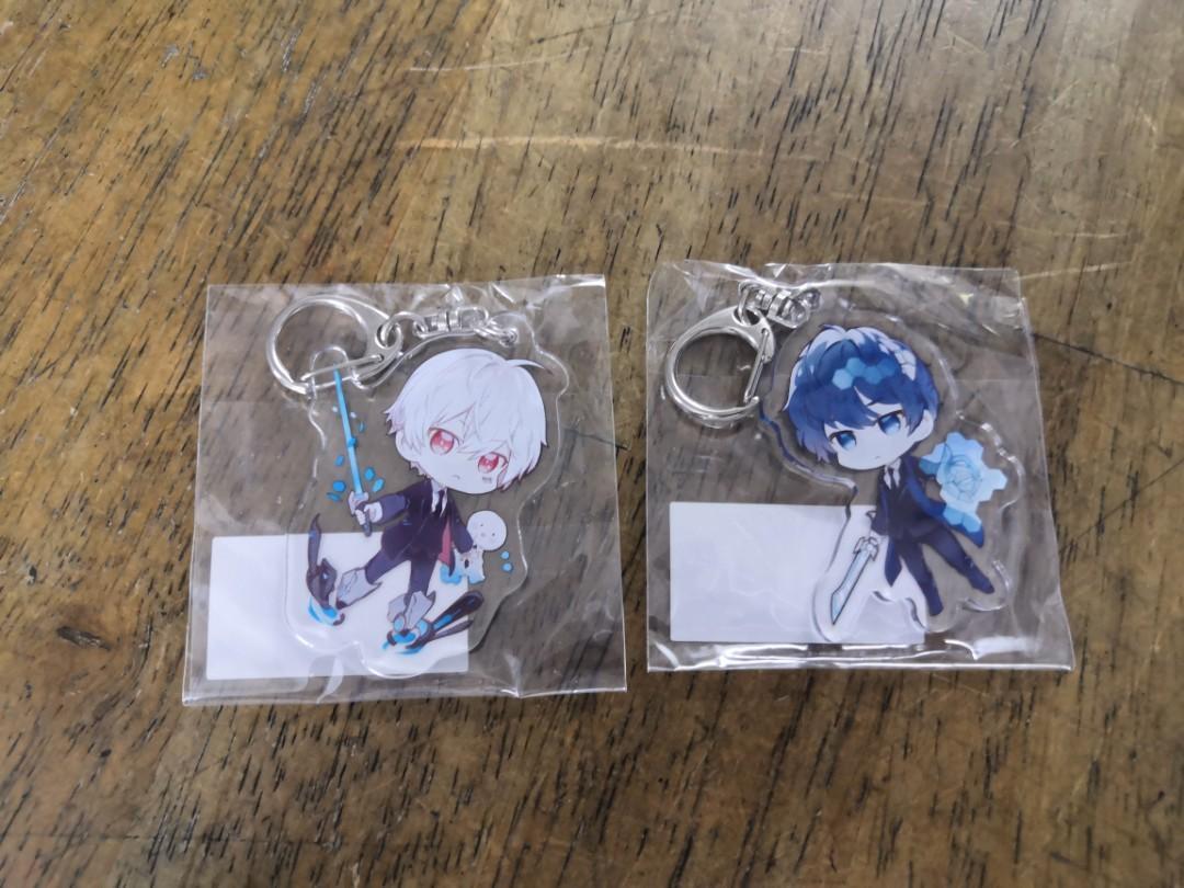 [AtR] Acrylic Keychain Set B