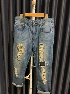 Boyfriend Jeans Colorbox