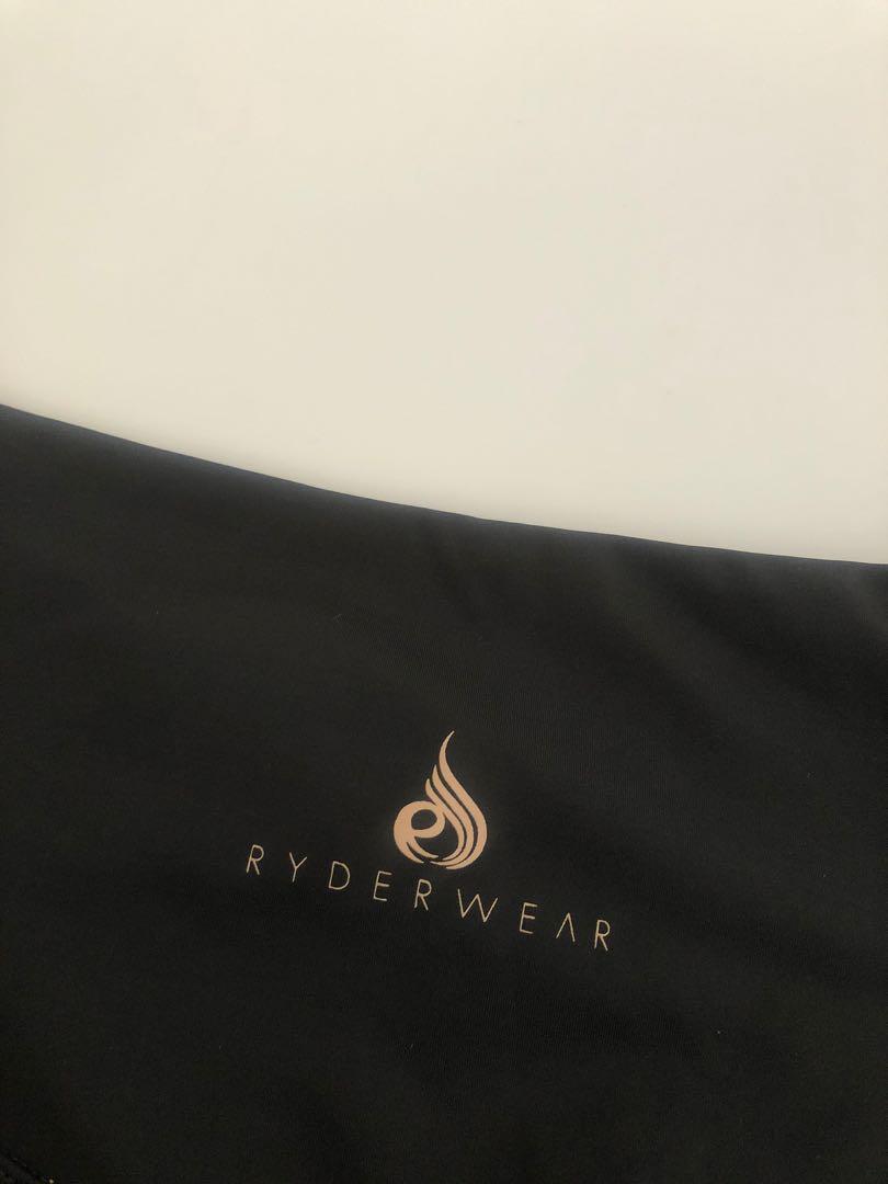 Brand new grey RyderWear tights