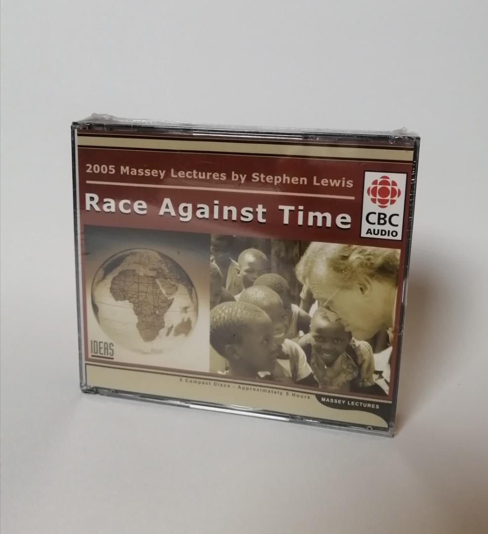 CBC Audio Book: Race Against Time