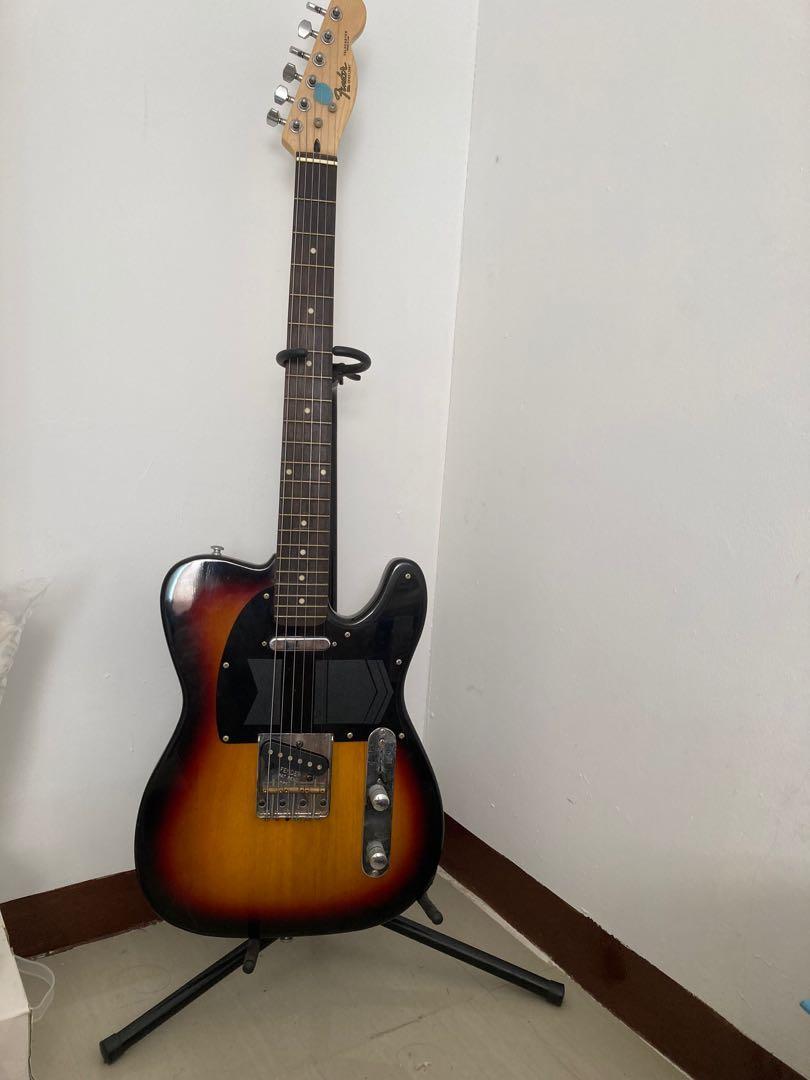 Electric Guitar Fender Telecaster USA (Gitar Elektrik)